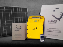 Nova Lumos Raises $90 Million for Off-Grid Solar in Africa